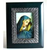 Our Lady of Sorrows 4x5 Keepsake box SJBX-OLS