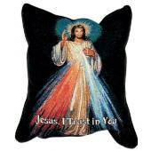 The Divine Mercy Pillow #PILL-DM
