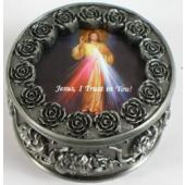 The Divine Mercy Rosary Box #PRBX-DM