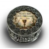 First Communion Rosary Box PRBX-HC3