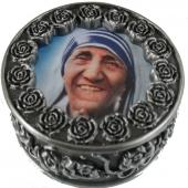 Mother Teresa Rosary Box PRBX-MT2
