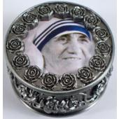 Mother Teresa  Rosary Box #PRBX-MT