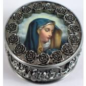 Our Lady of Sorrows Rosary Box #PRBX-OLS