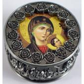 Perpetual Help Rosary Box #PRBX-PH