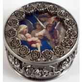 Song of Angels Rosary Box #PRBX-SA
