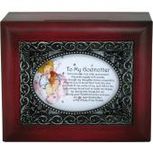 Godmother Keepsake Box #SJBX-GMK