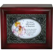 Baptismal Keepsake Box #SJBX-BAPK