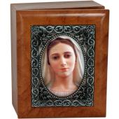 Medjugorje Keepsake Box SJBX-MG