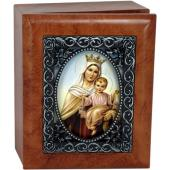 Mount Carmel Keepsake Box SJBX-MTC