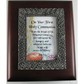Communion 4x5 Keepsake Box #SJBX-COM3