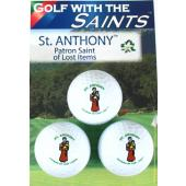 St. Anthony Golf Balls #GB-STA