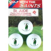 St. Jude Golf Balls #GB-STJ