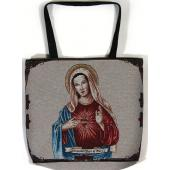 Immaculate Heart of Mary Tote Bag #TB-IHM-I
