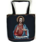 Sacred Heart of Jesus Tote Bag #TB-SHJN