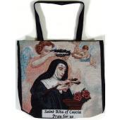 St. Rita of Cascia Tote Bag #TB-STR