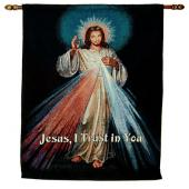 The Divine Mercy Wall Hanging WH-DM
