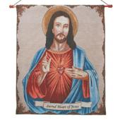 Sacred Heart of Jesus Wall Hanging #WH-SHJ